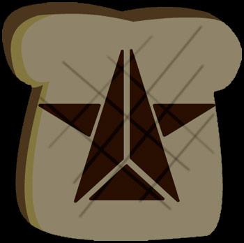 Star Captain Toast